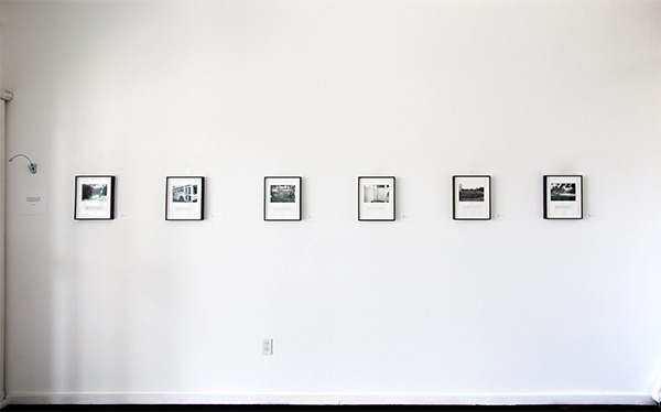 Untitled Installation View